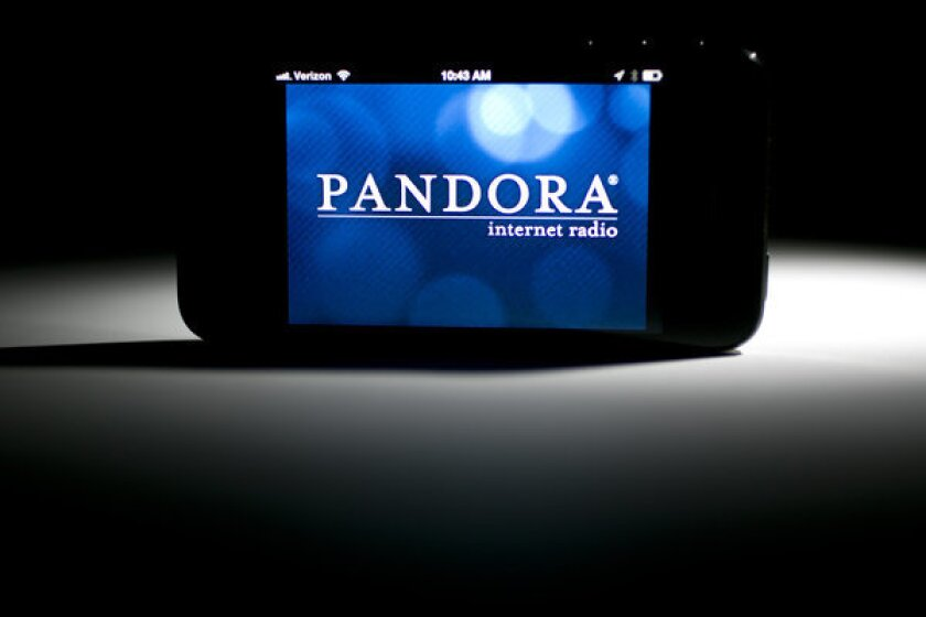Pandora To Raise $231 Million With Sale Of 10 Million Shares
