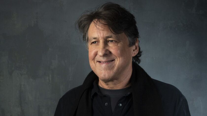 "PARK CITY, UTAH -- JANUARY 25, 2019 -- Producer Cameron Crowe, from the documentary, ""David Crosby:"