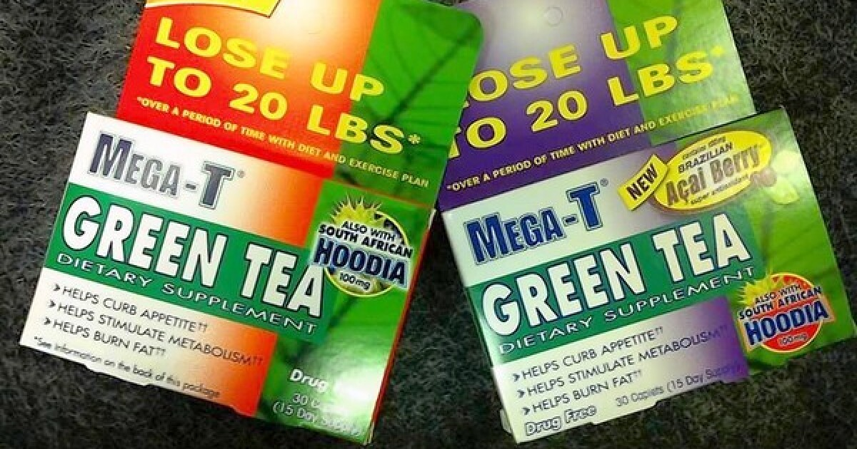 The Healthy Skeptic Green Tea Sets Weight Loss Industry Abuzz