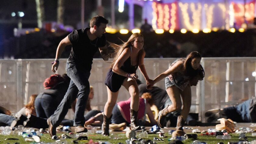 Best of Year 2017: Reported Shooting At Mandalay Bay In Las Vegas