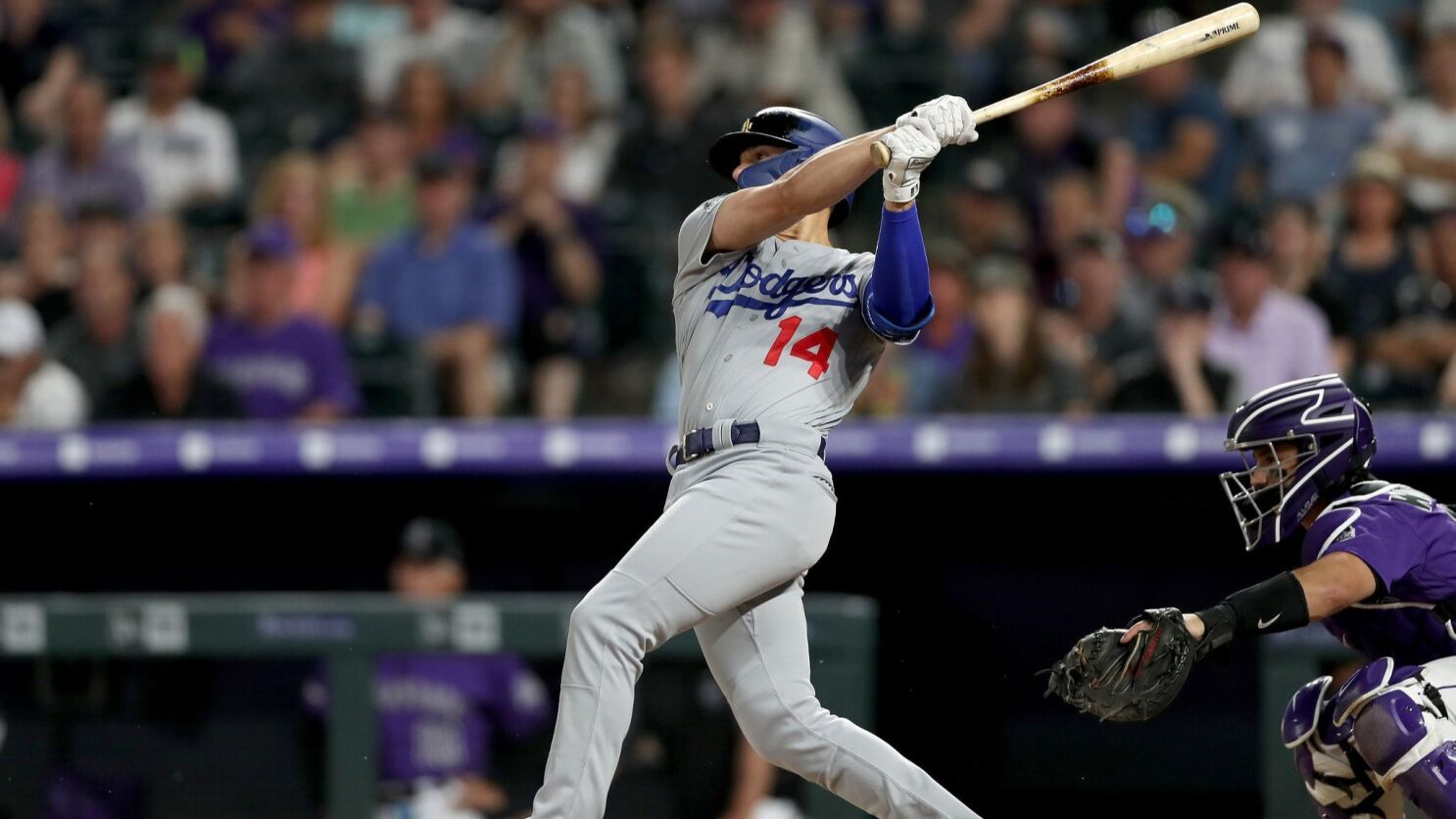 The Sports Report: The Dodgers do it again