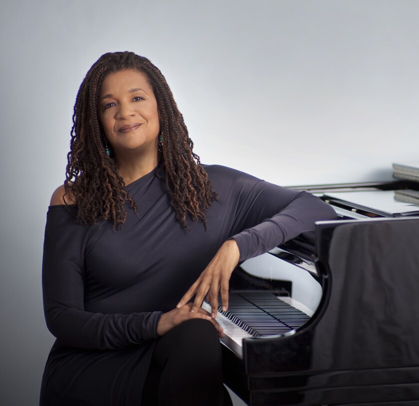 Composer Kathryn Bostic