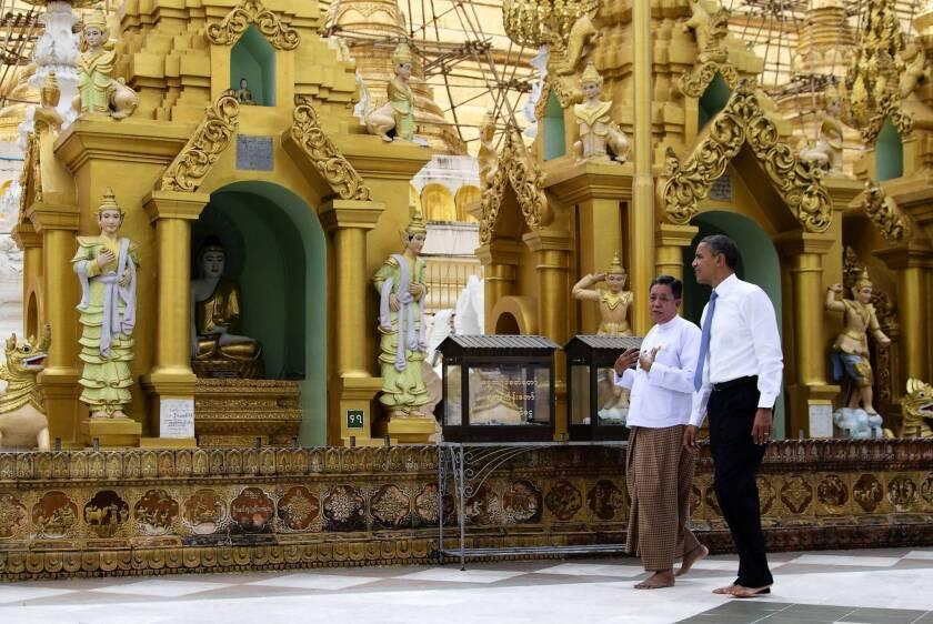 Myanmar or Burma? Debate over nation's name persists