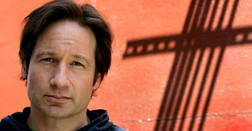 The truth is out there, David Duchovny
