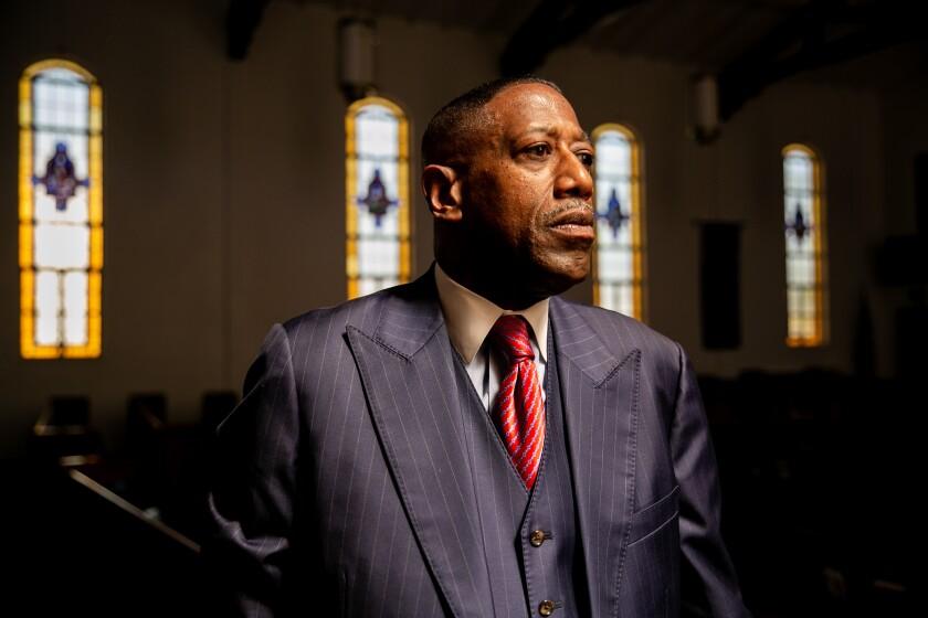 Rev. Harvey L. Vaughn III
