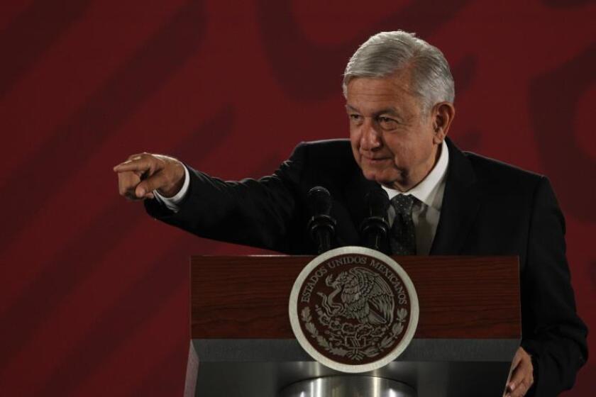 López Obrador envía iniciativa de Ley de Amnistía al Congreso mexicano