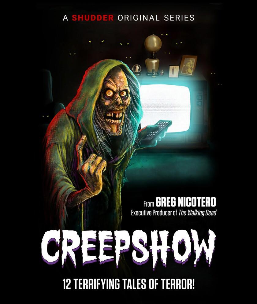 """Shudder's """"Creepshow"""" poster"""