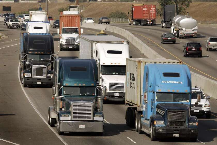Men who said they had long careers as truck drivers were especially likely to be diagnosed with an aggressive case of prostate cancer, researchers found.