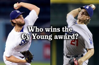 Bill Plaschke's Wakeup Call: Greinke or Kershaw for the Cy Young Award?