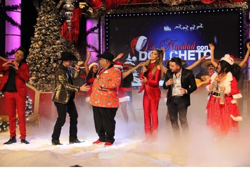 """La cuarta emisión de """"La Navidad con Don Cheto"""" se podrá ver este jueves por Estrella TV."""