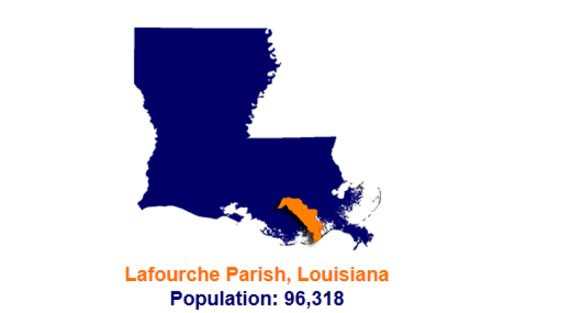 Voters in Louisiana's Lafourche Parish decided not to divert library funding to jails.
