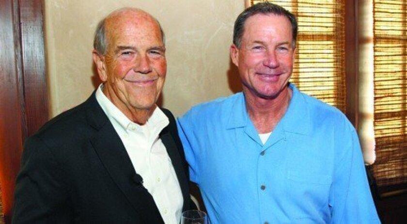 George Chamberlin, Bob Jackson
