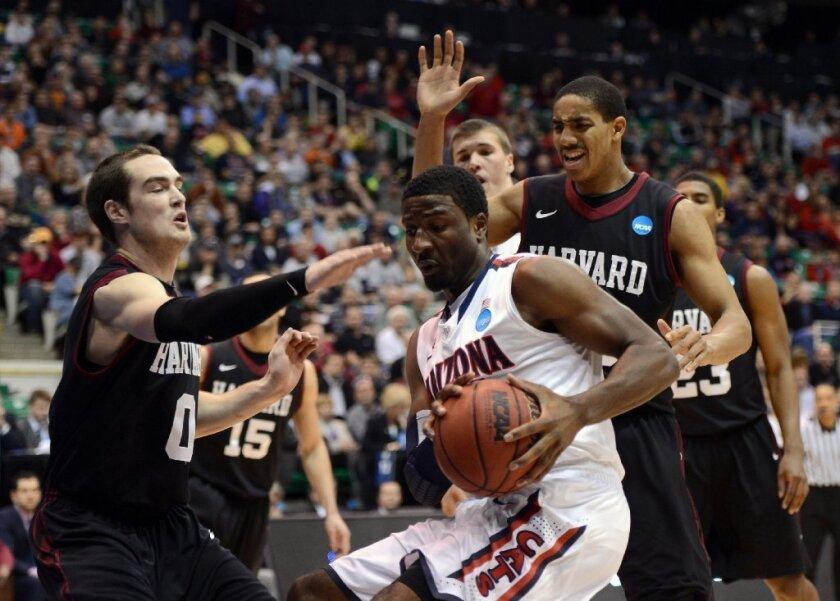 NCAA West Regional: Arizona's Solomon Hill is gold standard