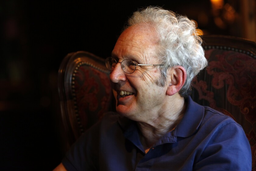 Author and music historian Peter Guralnick
