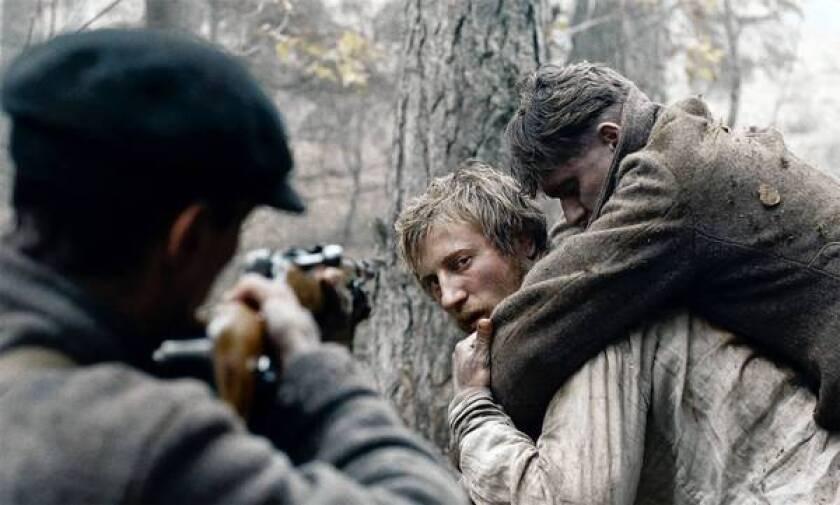 """Vladimir Svirski stars in """"In the Fog."""""""