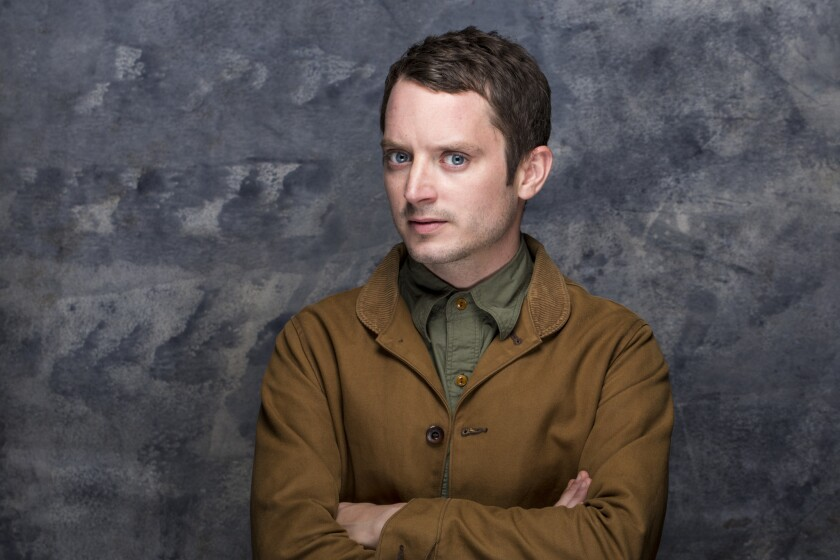 Actor Elijah Wood had owned the two bungalows in Venice for more than a decade.