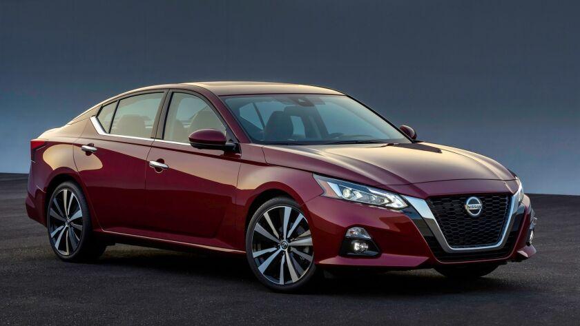 Nissan a annoncé aujourd'hui les prix au Canada de l'Altima 2019, qui sera en vente à compter de n