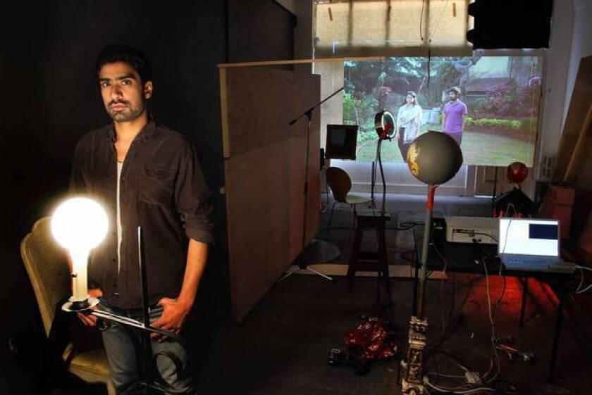 Hammer biennial lends artists a helping hand