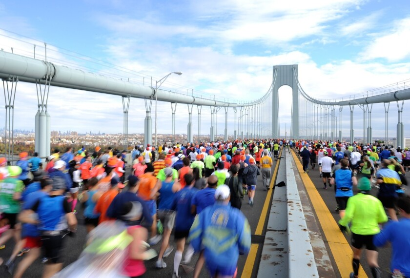 Oldest woman in New York City Marathon, 86, dies from race injury