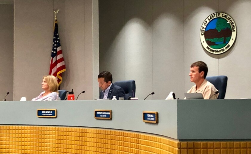 Santee city council votes to pursue a CCA