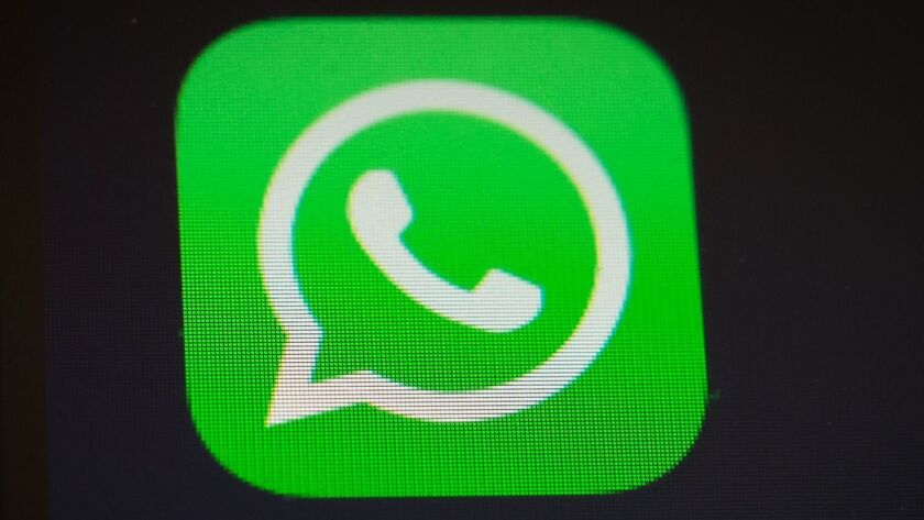 The malware was able to penetrate phones just through missed calls, using the app's voice calling function, a WhatsApp spokesman said.