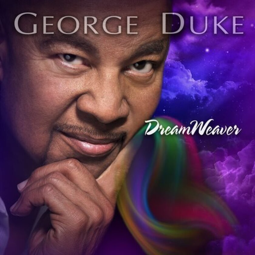 """This image released by Heads Up International shows the cover art for """"DreamWeaver,"""" by George Duke. (AP Photo/Heads Up International)"""