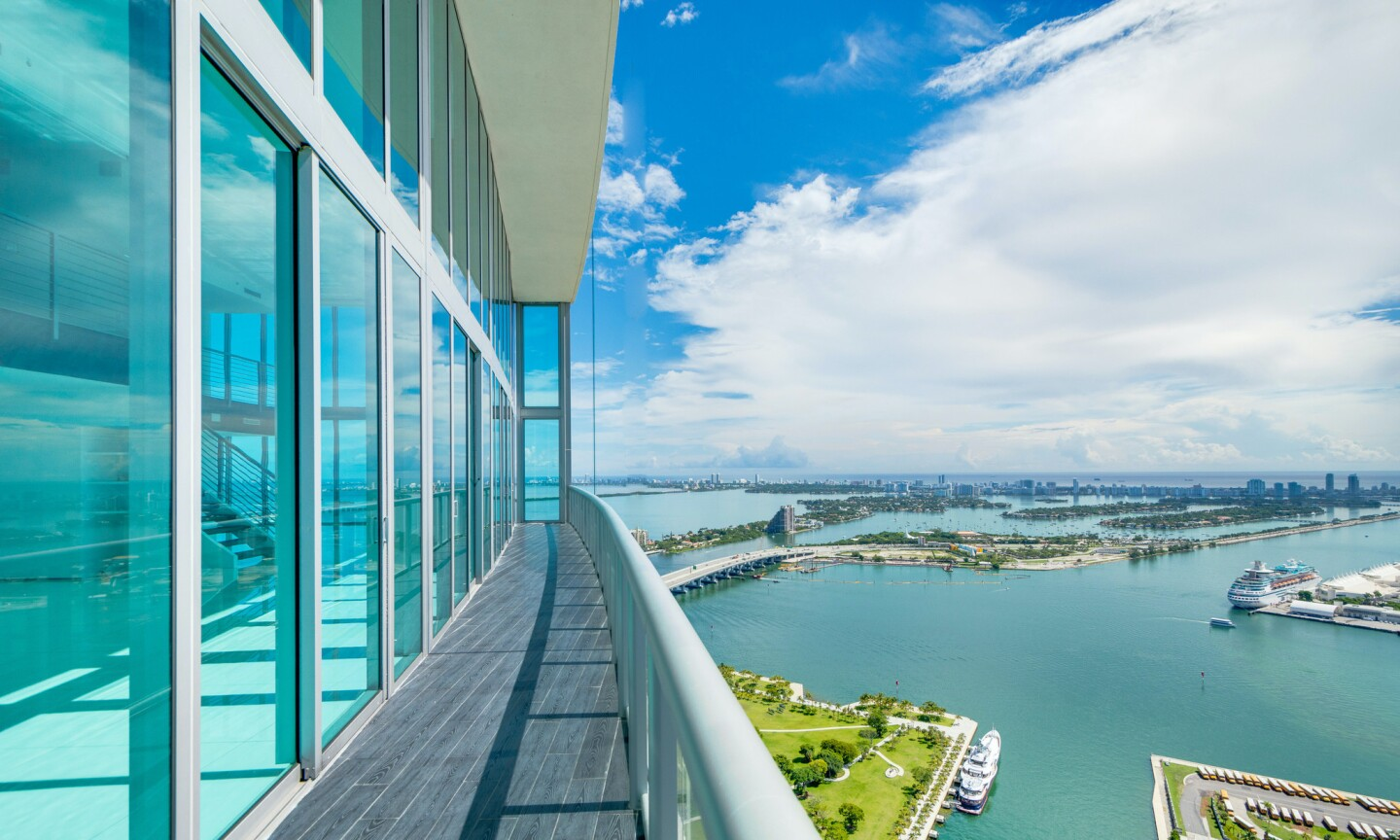 Miami penthouse from 'War Dogs' | Hot Property