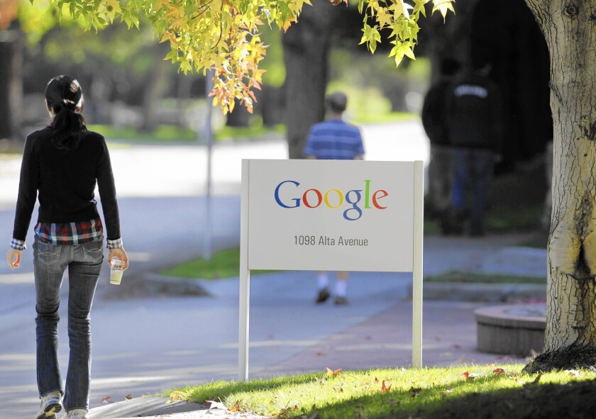 Google said it launched a $150-million diversity initiative that includes funding leadership programs.