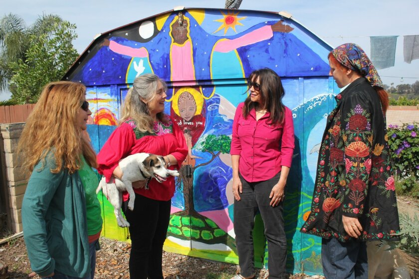 Christine G, Bonnie Tarwater, Deborah Waitley and Ginger Bahardar