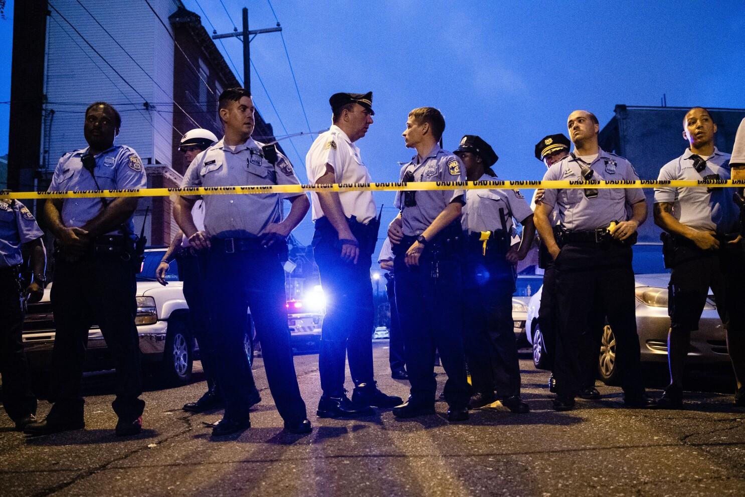 Philadelphia gunman identified after hours-long standoff