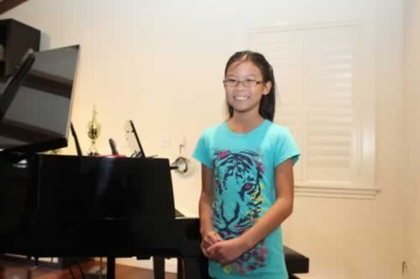 La Jollan Ursula Hardianto will play Carnegie Hall in both March and April. Ashley Mackin