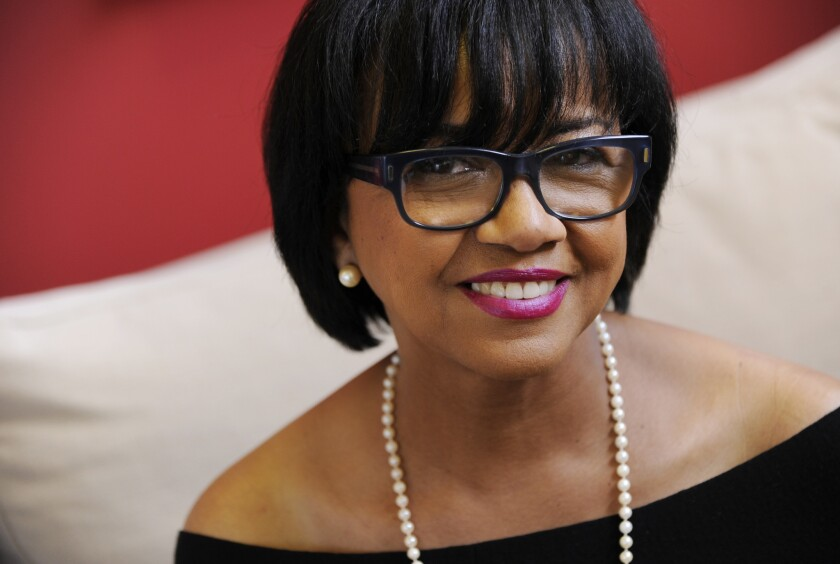 Motion picture academy reelects Cheryl Boone Isaacs as president.