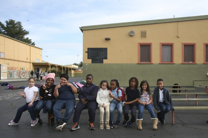 Election 2020 California Primary School Facility Upgrades