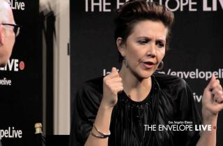Maggie Gyllenhaal on how Donald Trump's election influenced 'The Kindergarten Teacher'