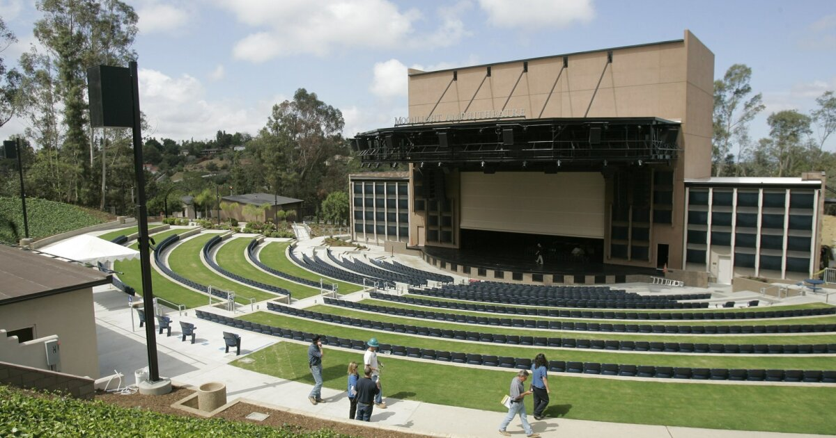 Reporter's Notebook: Moonlight Amphitheatre to reopen for socially distanced 'FrightFest 2020'