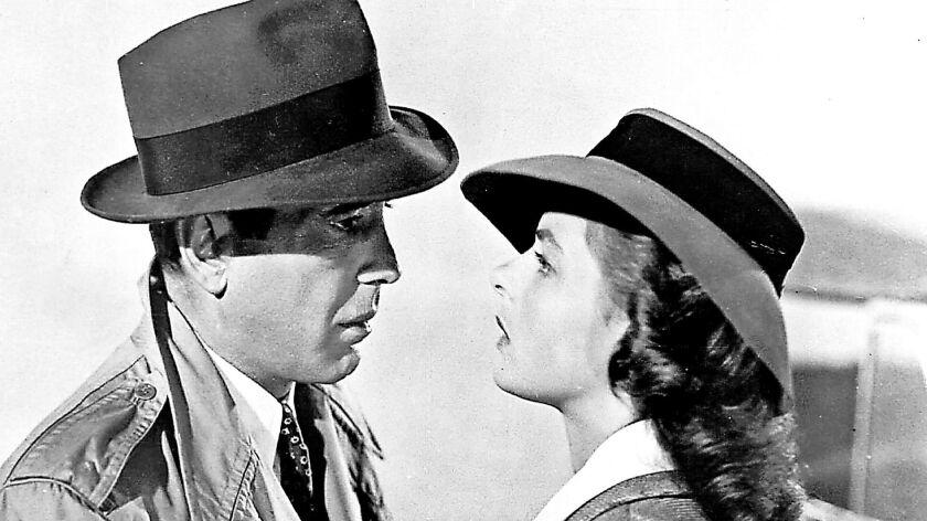 "It's better to put the quotation mark after the S in ""Casablanca's"" best scene, grammar columnist June Casagrande writes."