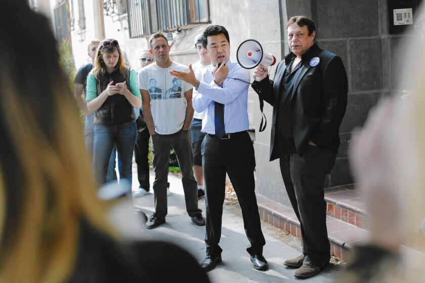 New L.A. Councilman Ryu faces test: keeping his many campaign promises
