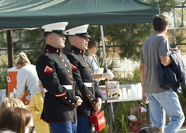 USMC for Toys for Tots