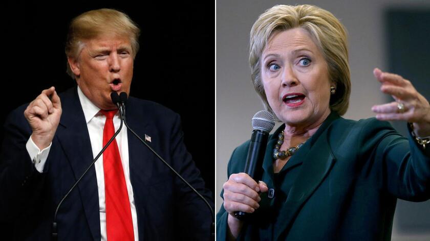 Donald Trump (i), sin despeinarse, gana Carolina del Sur y se dirige sin problemas a la nominación republicana. La victoria de Clinton en Nevada, un estado en el que partía como favorita, fue no obstante ajustada y reflejó la recuperación de Sanders, que los sondeos anticipaban en los últimos días.