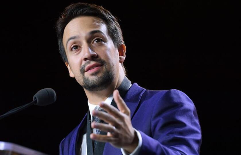 "Musical ""Hamilton"" se representará en Puerto Rico protagonizado por Miranda"