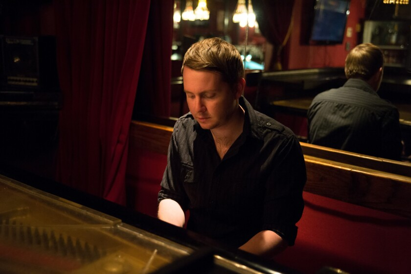 """Oklahoma singer and songwriter John Fullbright's second album, """"Songs,"""" will be released on Tuesday. He received a surprise Grammy nomination for his self-released debut album """"From the Ground Up."""""""
