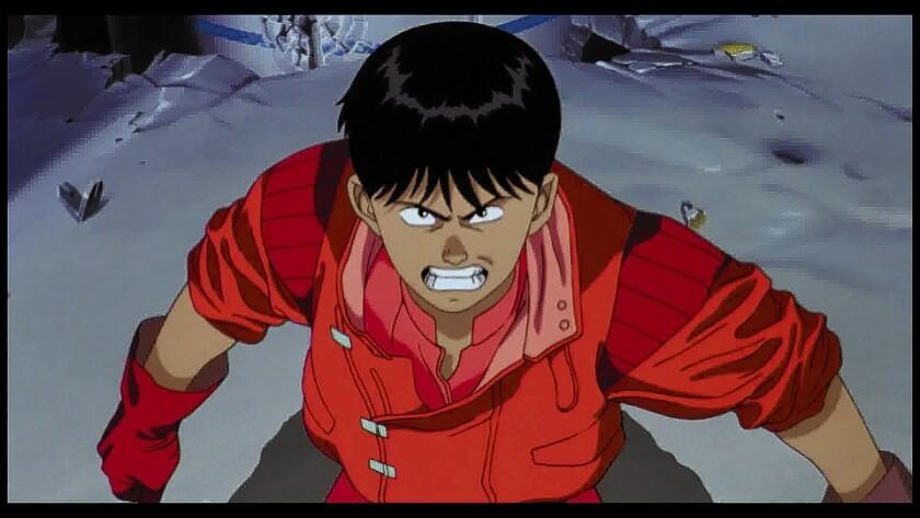 """The cyberpunk """"Akira"""" in 1988 brought global acclaim to artist Katsuhiro Otomo."""
