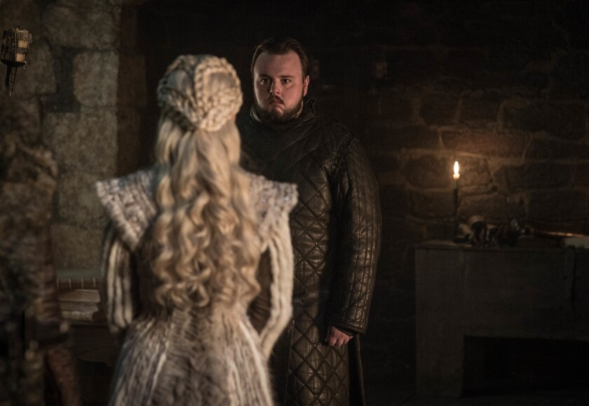 Game of Thrones' Season 8, Episode 3: Who died? - Los Angeles Times