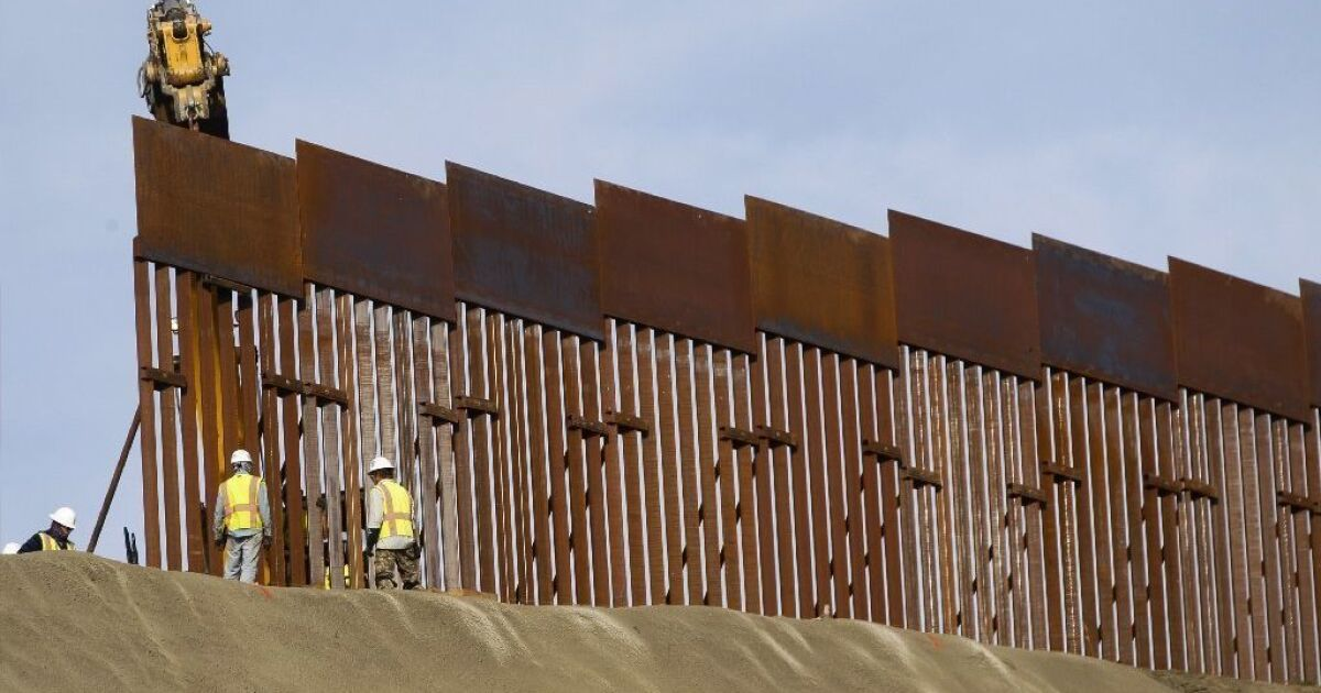 Here's what you need to know about the border wall