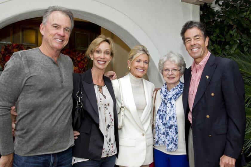 Mike and Deb Arnau, Barbara Shooter, Gail Kendall, Kelley Shooter