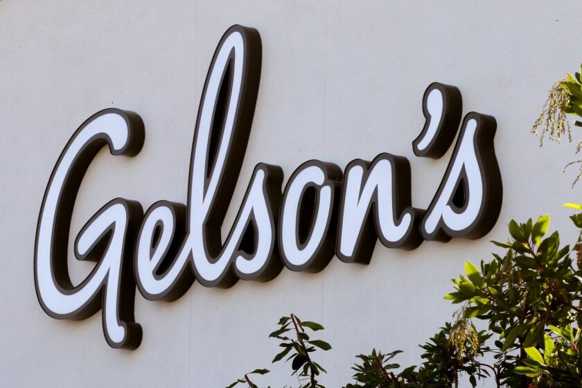 Gelson's temporarily closed its Pacific Beach store on April 29 after learning that one of its employees tested positive for COVID-19. The store reopened the next day.