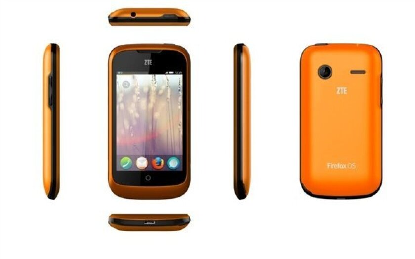 The ZTE Open, the first Firefox OS smartphone, will soon be available for purchase for U.S. customers on EBay.