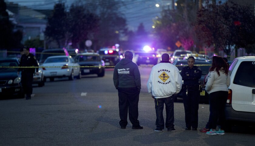 Mother killed in Oakland