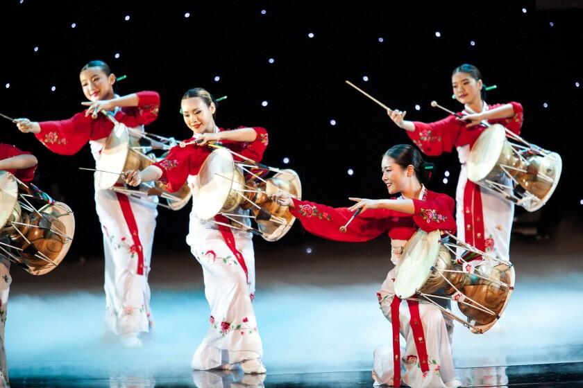 Jung Im Lee Dance Academy