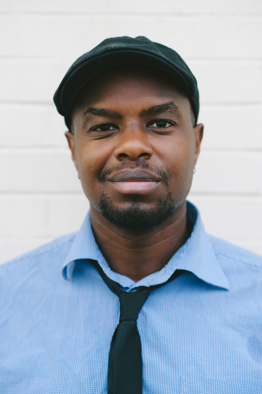 Gill Sotu is a performance poet, playwright and DJ who will be speaking at Creative Conversations.